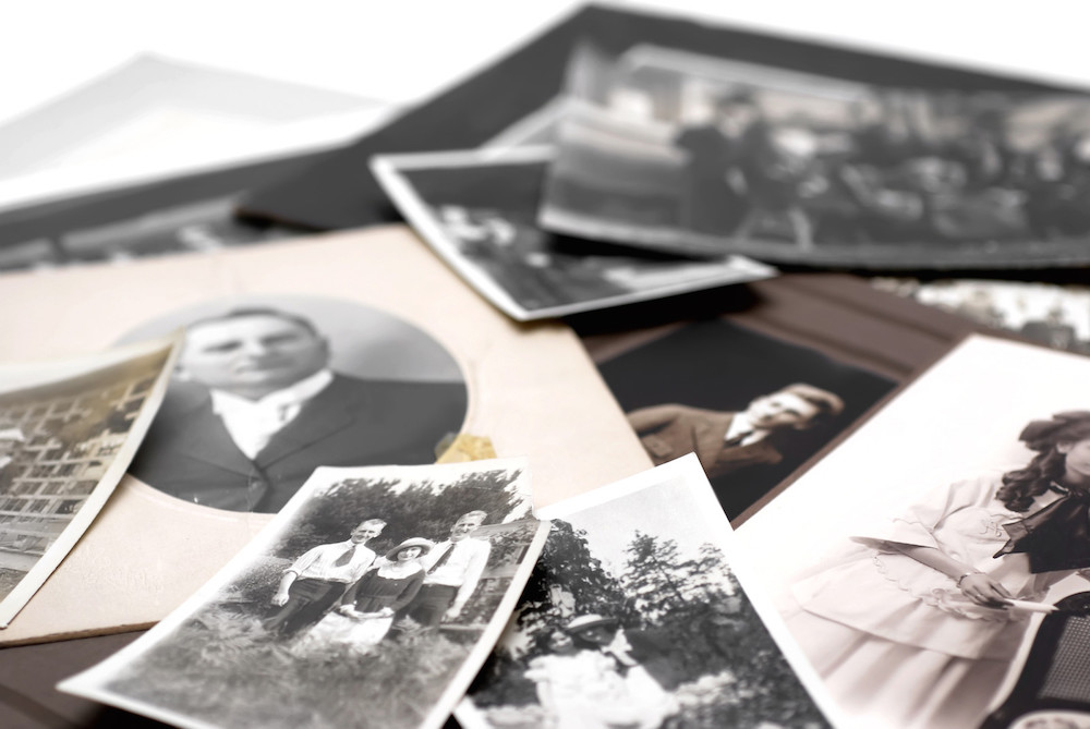 Family History, Photographs, Genealogy